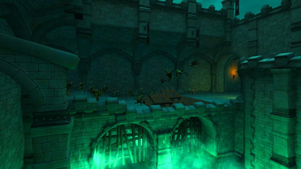 Image from Orcs Must Die! Trailer