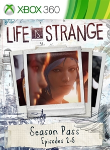 Life is Strange Season Pass (Episodes 2-5)