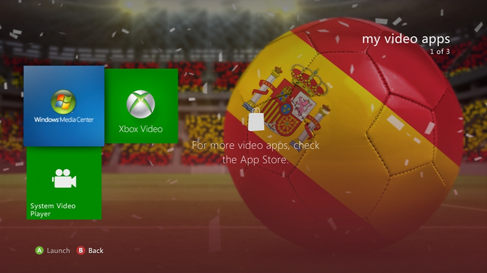 Imagen de World of Football - Spain Theme