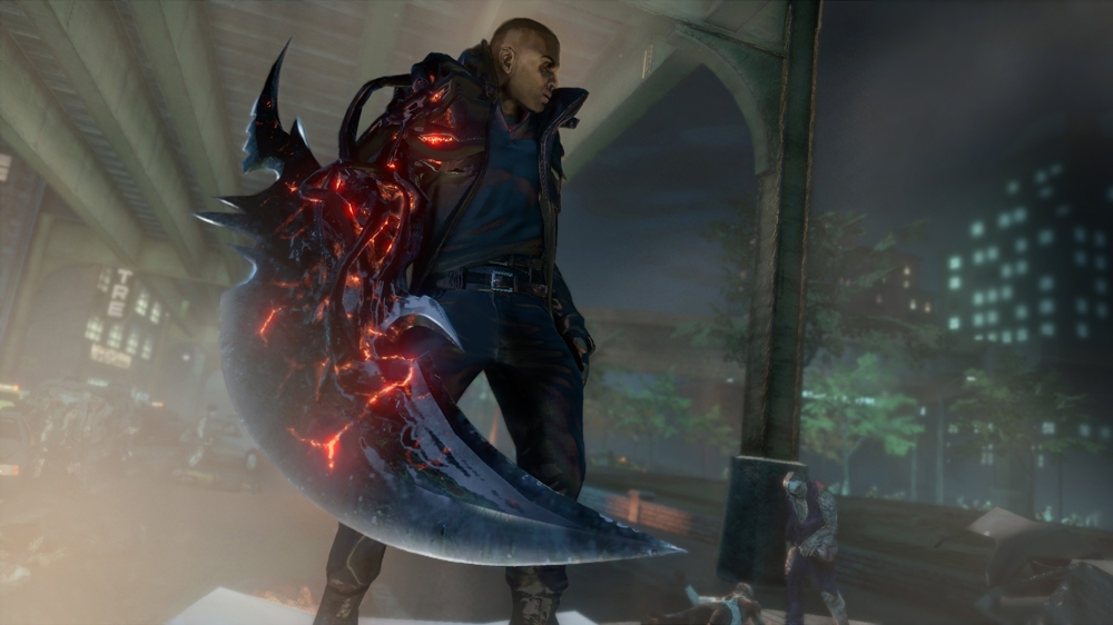 Image from PROTOTYPE 2 E3 Trailer