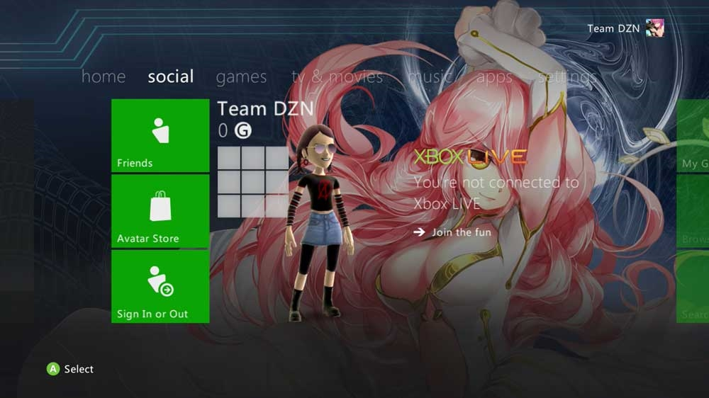 Image from ! Aiko Dynamic HD Theme