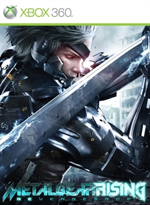 METAL GEAR RISING: REVENGEANCE Cyborg Ninja