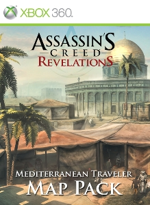 Assassin&#39;s Creed Revelations -- Mediterranean Traveler Map Pack 