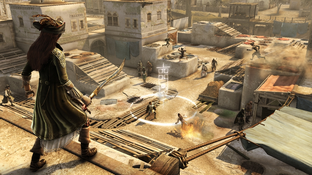 Image from Assassin&#39;s Creed Revelations -- Mediterranean Traveler Map Pack 