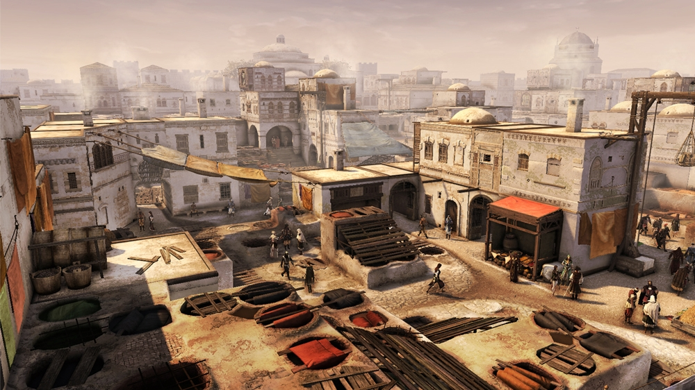 Image from Assassin's Creed Revelations -- Mediterranean Traveler Map Pack