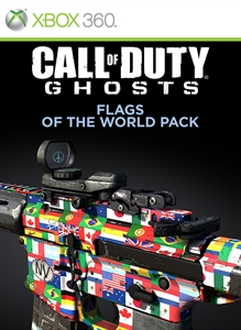 Call of Duty®: Ghosts - Paquete Banderas del mundo