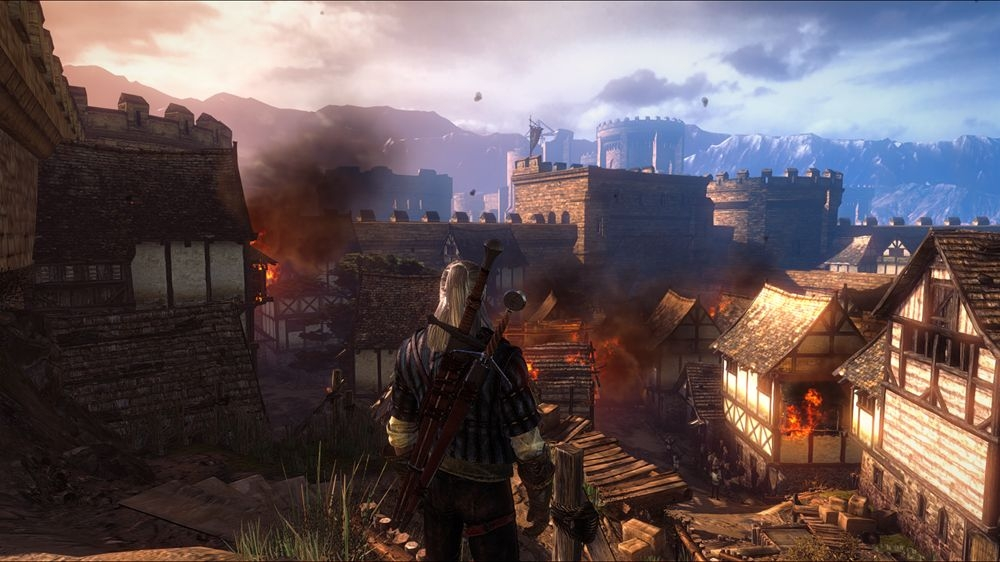 Afbeelding van The Witcher 2 : Assassins of Kings - New Elements Trailer