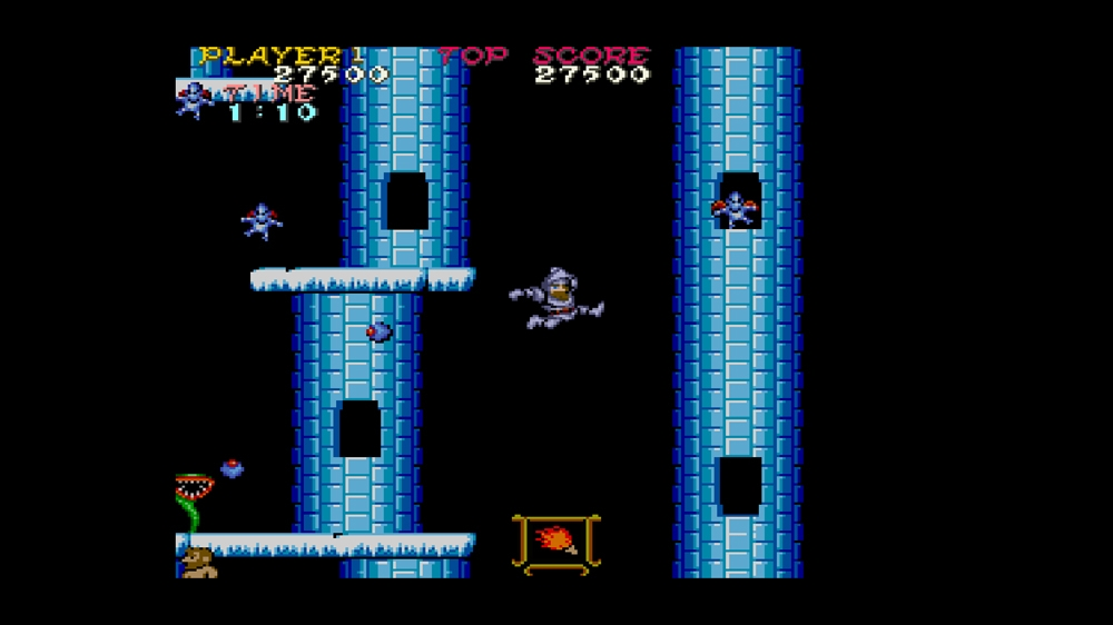 Image from CAPCOM ARCADE CABINET : GHOSTS'N GOBLINS