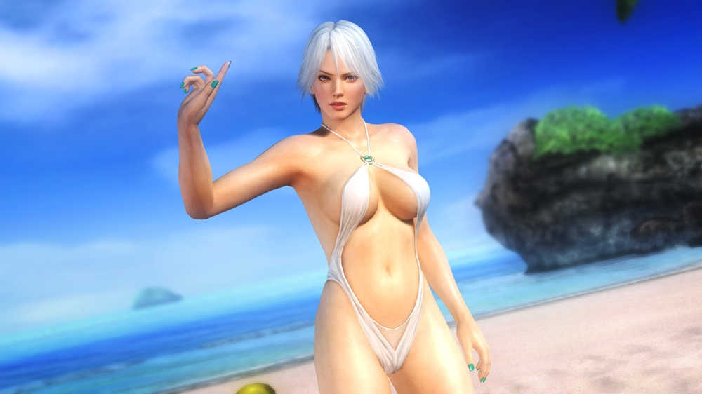 Image from Dead or Alive 5 Hotties Swimwear Set