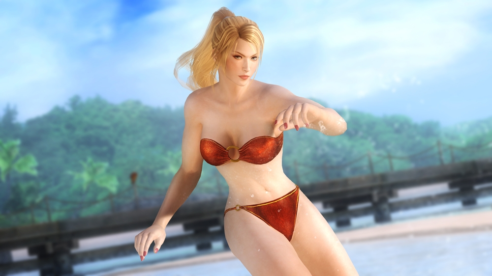 Afbeelding van Dead or Alive 5 Hotties Swimwear Set