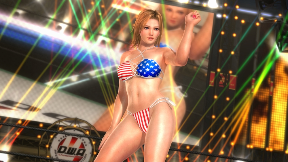 Image from Dead or Alive 5 Player's Swimwear Set