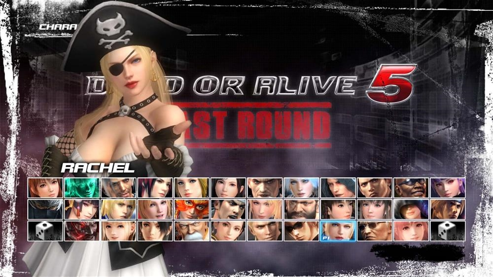 Image from DOA5LR Rachel Halloween Costume 2015
