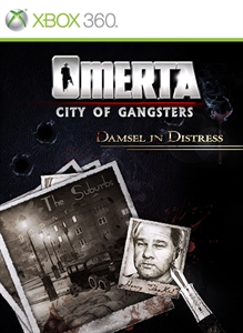 Omerta – City of Gangsters – Damsel in Distress boxshot