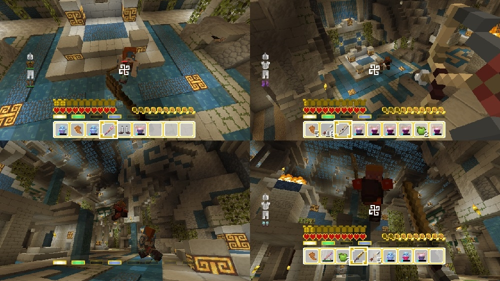Image from Minecraft Battle Map Pack 2