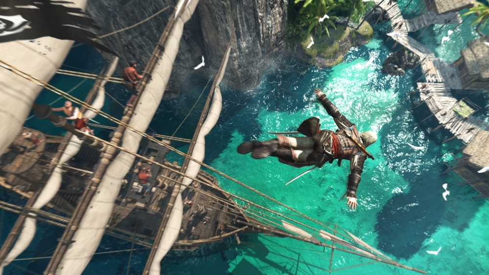 Image from Pirate Gameplay Experience | Assassin's Creed 4 Black Flag