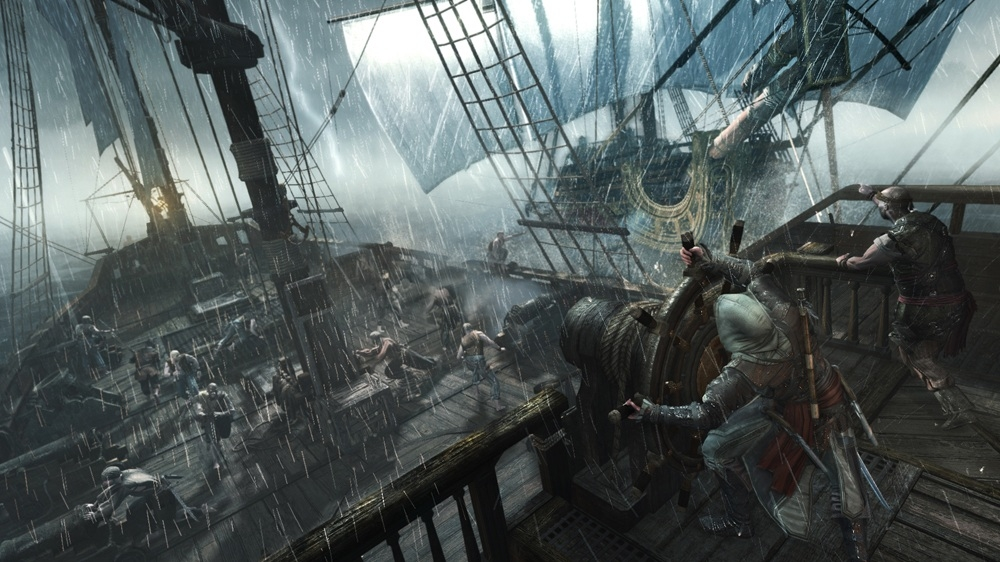 Bilde fra Piratspillopplevelse | Assassin's Creed 4 Black Flag
