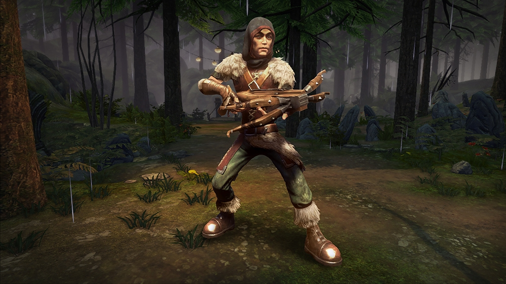 Image from Fable Ranger Weapon and Outfit Pack