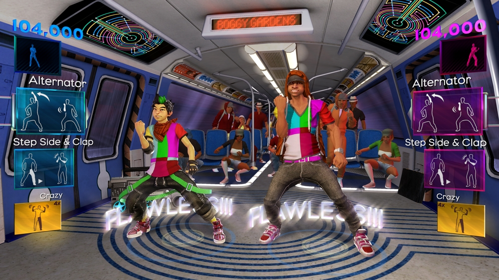 "Image from ""Party Rock Anthem"" - LMFAO ft. Lauren Bennett & GoonRock"