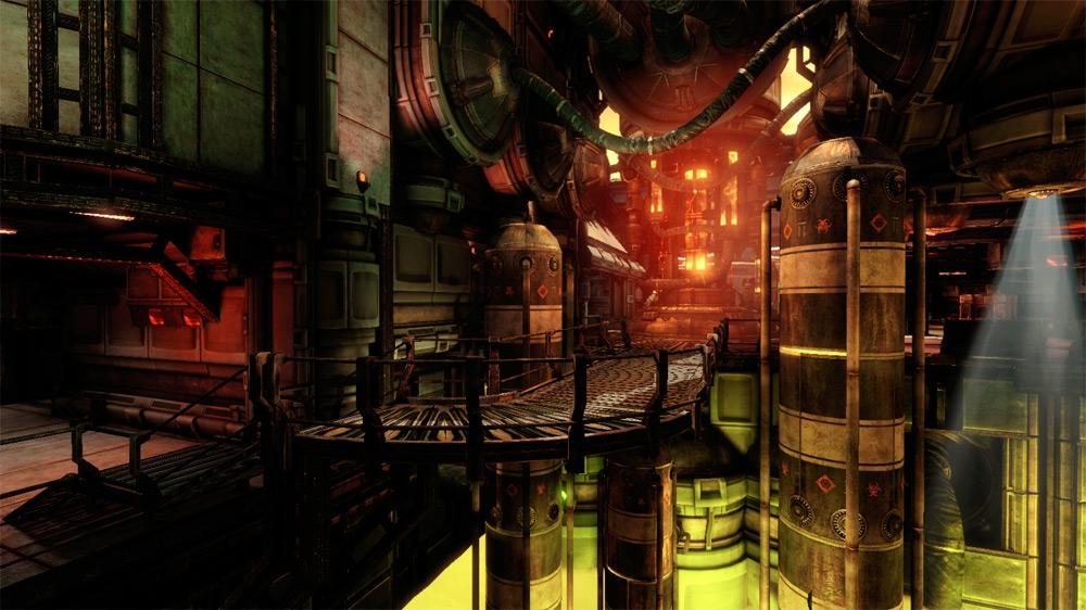 "Bilde fra Scourge: Outbreak ""Blindside"" Multiplayer Map Pack"