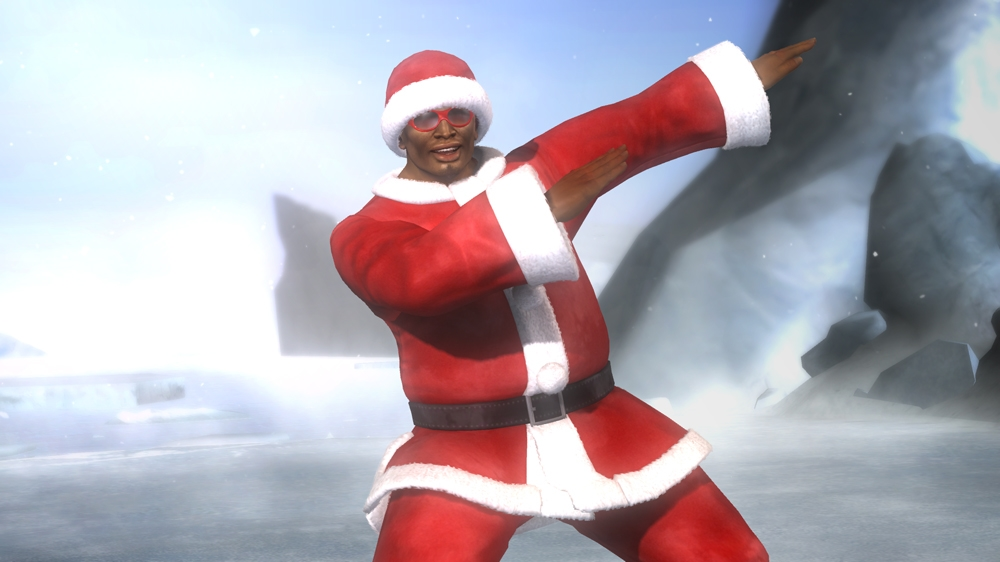 Image from Dead or Alive 5 Christmas Set 2