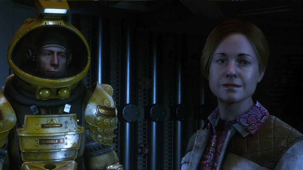 Image from Alien: Isolation - Launch Trailer - Arrival