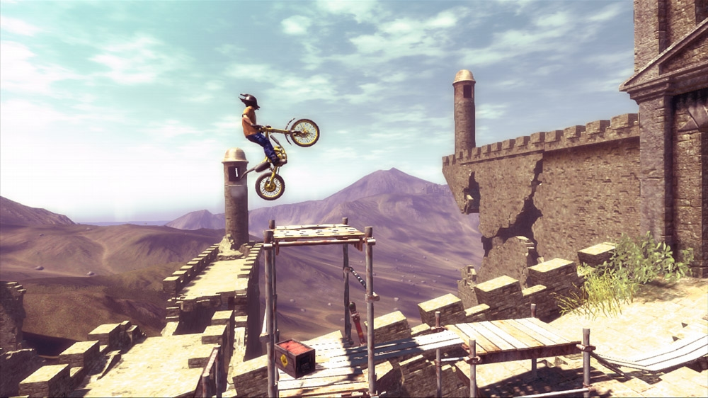 Image from Trials Evolution: Origin of Pain
