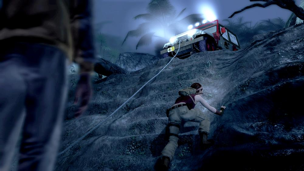 Image from Jurassic Park: The Game - Action Montage Trailer