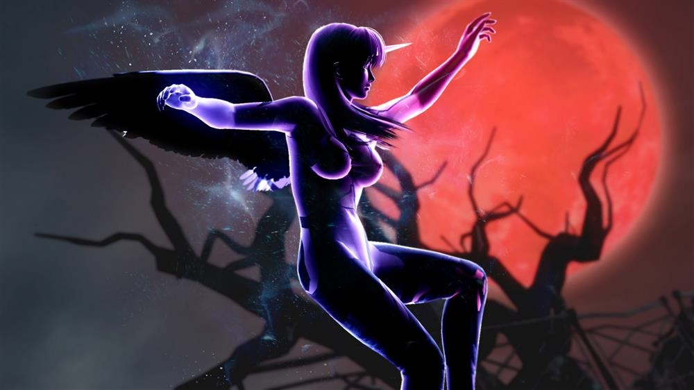 Image from DOA5LR Alpha-152 Halloween Costume 2015