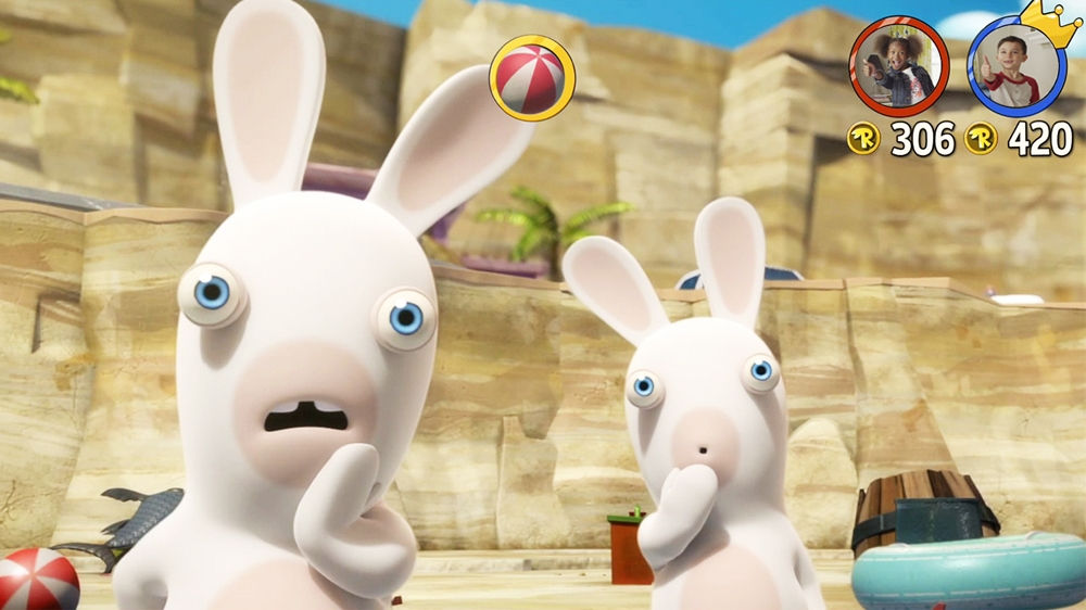 Image from RABBIDS INVASION - PACK #4 SEASON ONE