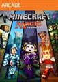 Pack de aspecto Magic: The Gathering de Minecraft