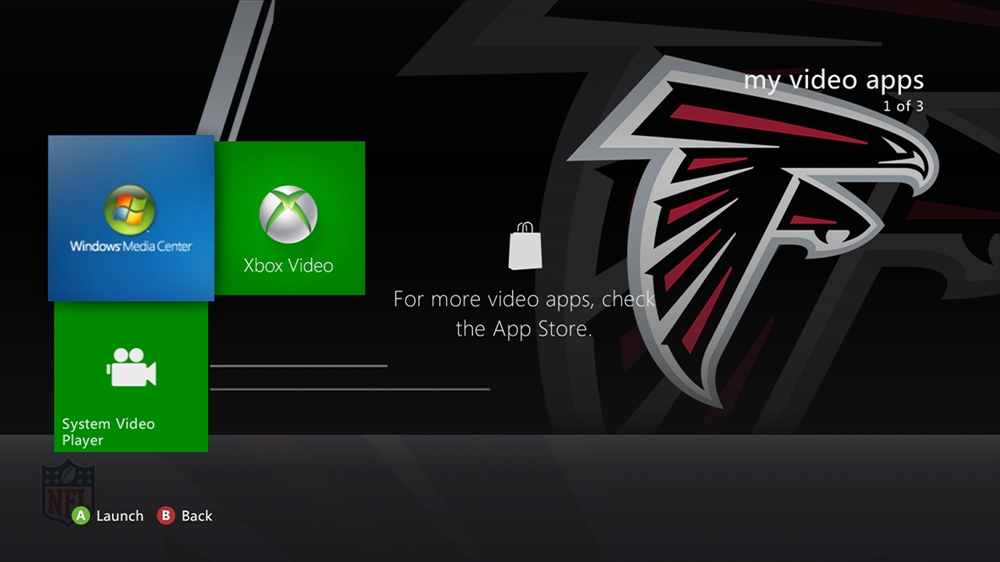 Image de NFL - Falcons Rush Theme