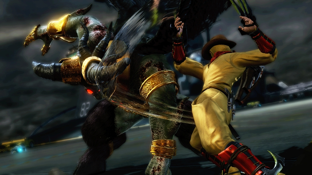 Image from Ninja Gaiden 3 Metal Claws