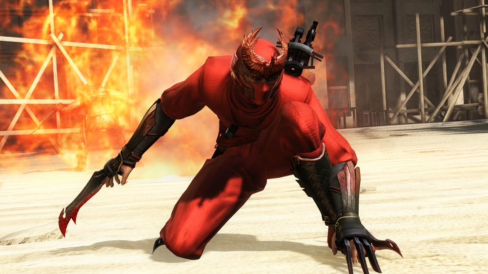 Image from Ninja Gaiden® 3 Metal Claws