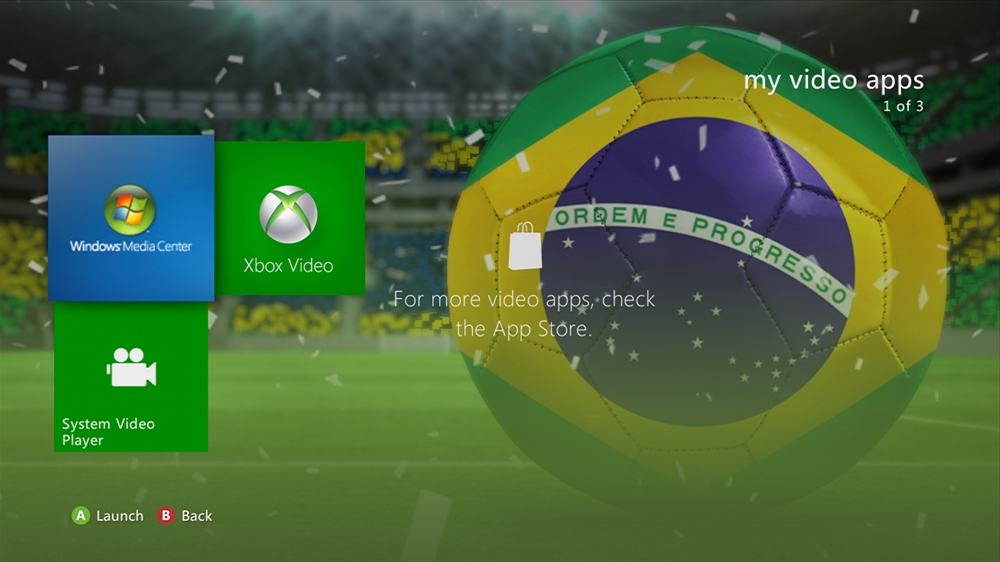 Imagen de World of Football - Brazil Theme