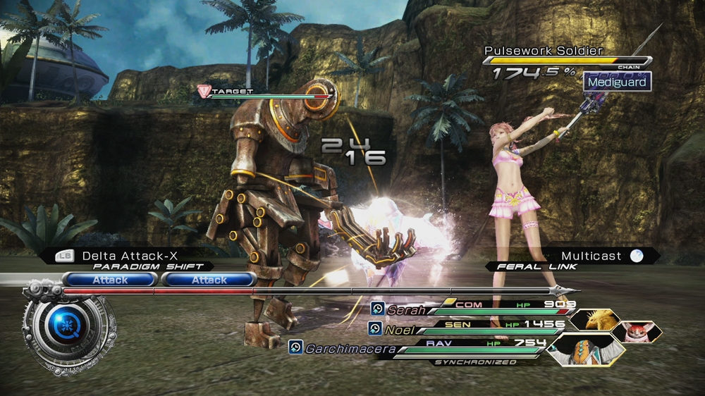 Image from Serah's Outfit: Beachwear