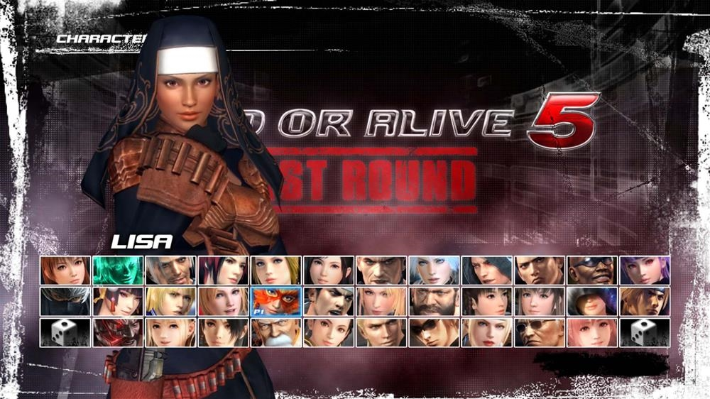 Image from DOA5LR Deception Costume - Lisa