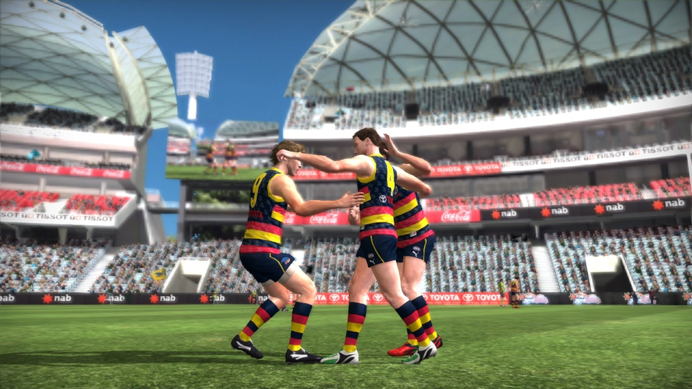 Image from AFL Live 2 - Compatibility Pack