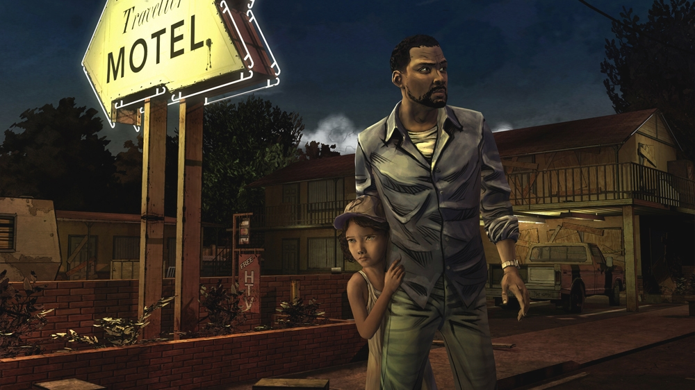 Bilde fra The Walking Dead - Debut Trailer