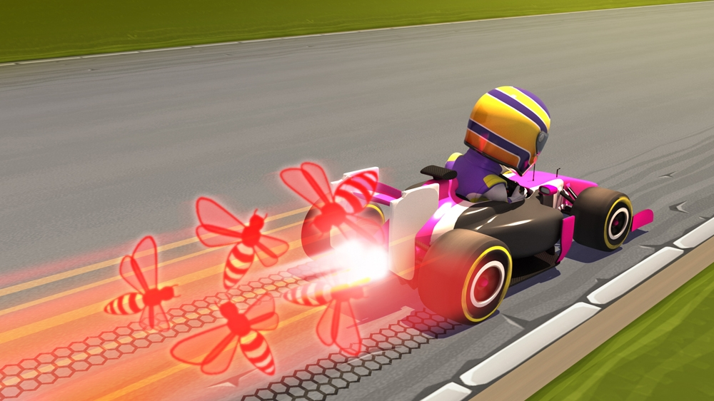 Image from F1 RACE STARS Nature Accessory Pack 