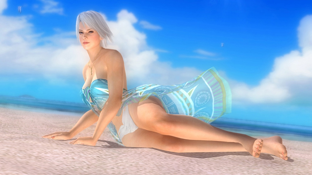 Image from Dead or Alive 5 Ultimate Christie Private Paradise