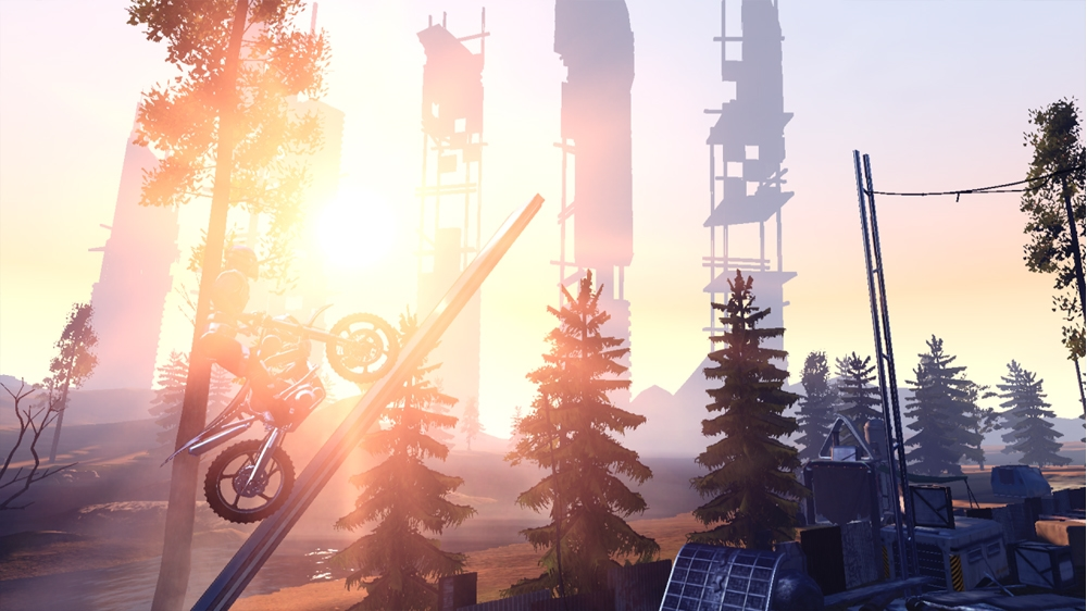 Bild von Trials Fusion - DLC Riders of the Rustland