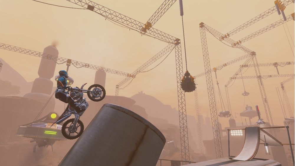 Image de Trials Fusion - DLC Riders of the Rustland