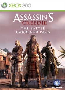 Assassin's Creed® III: The Battle Hardened-pakken