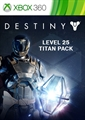 Destiny - Level 25-Titanen-Paket