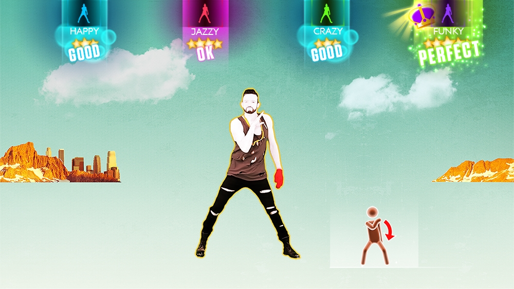 Imagen de Just Dance®2014 Macklemore & Ryan Lewis Ft. Ray Dalton – Can't Hold Us