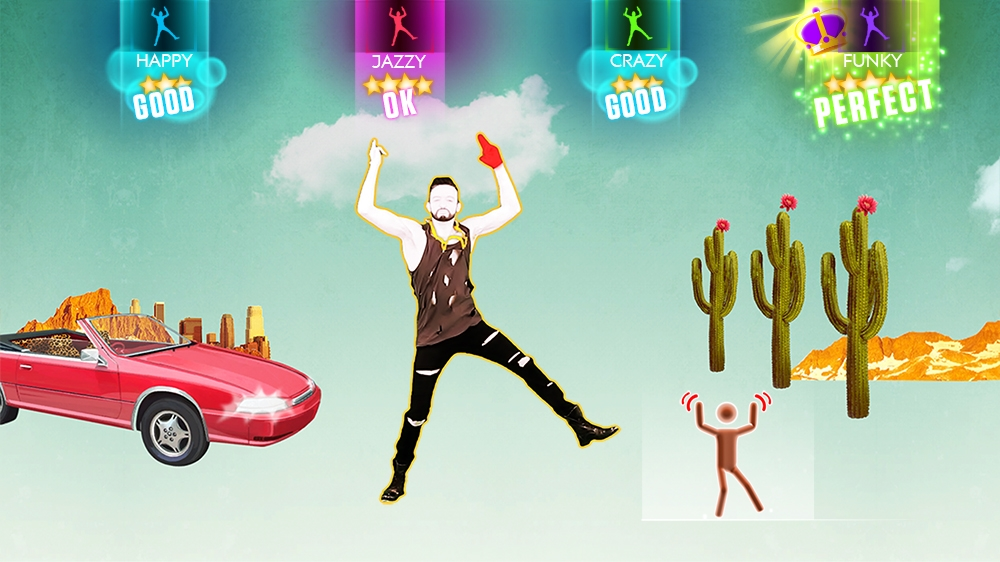 Image from Just Dance®2014 Macklemore & Ryan Lewis Ft. Ray Dalton – Can't Hold Us