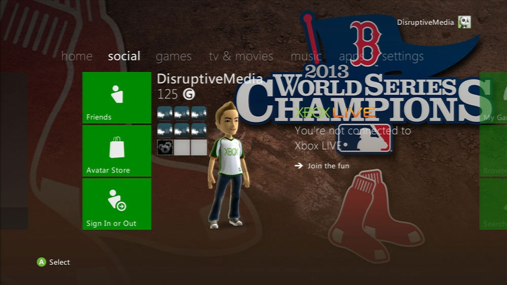 Image from MLB - Boston Red Sox Champions Theme