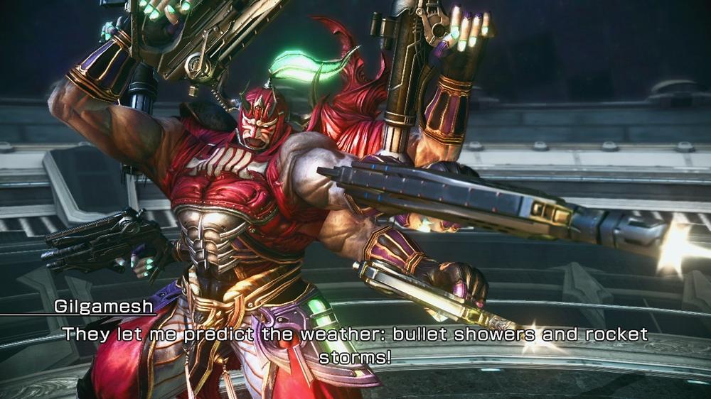 Image from Opponent: Gilgamesh