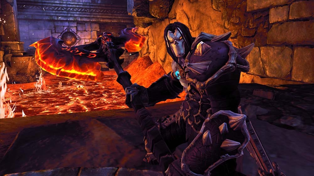 Bilde fra Darksiders II: The Last Sermon