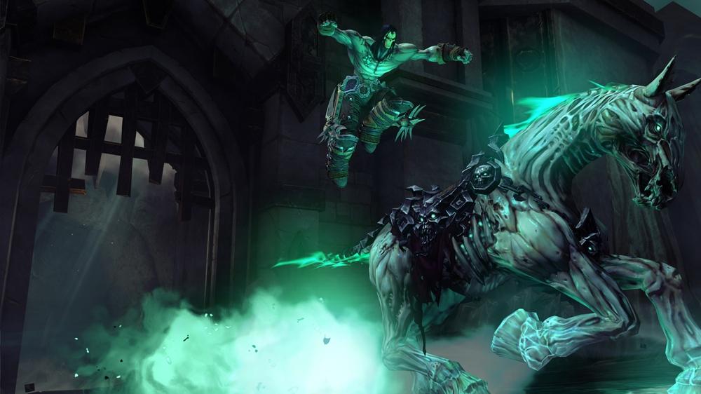 Bilde fra Darksiders II: The Last Sermon